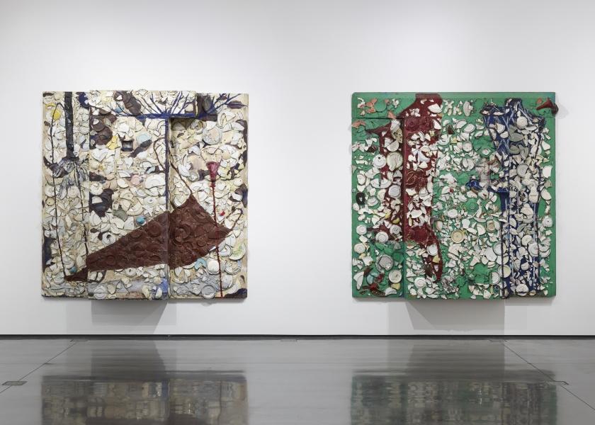 Plate Paintings 1978–1986, Aspen Art Museum, Aspen, 2016