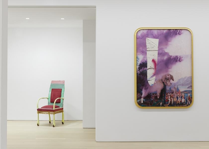 Re-Reading, Almine Rech Gallery, New York, 2017