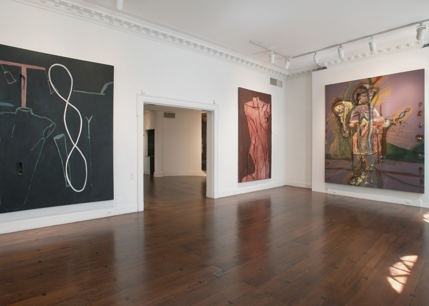 Selected Paintings, C&M Arts, New York, 2005