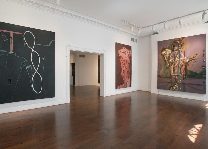 Selected Paintings, C&M Arts, New York, 2005