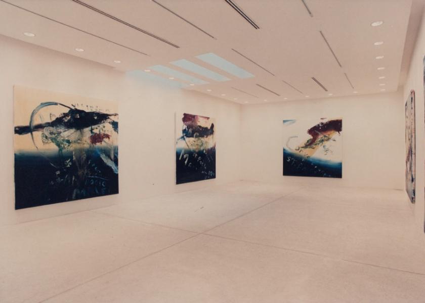 Galerie Kyoko Chirathivat, Bangkok, 1996