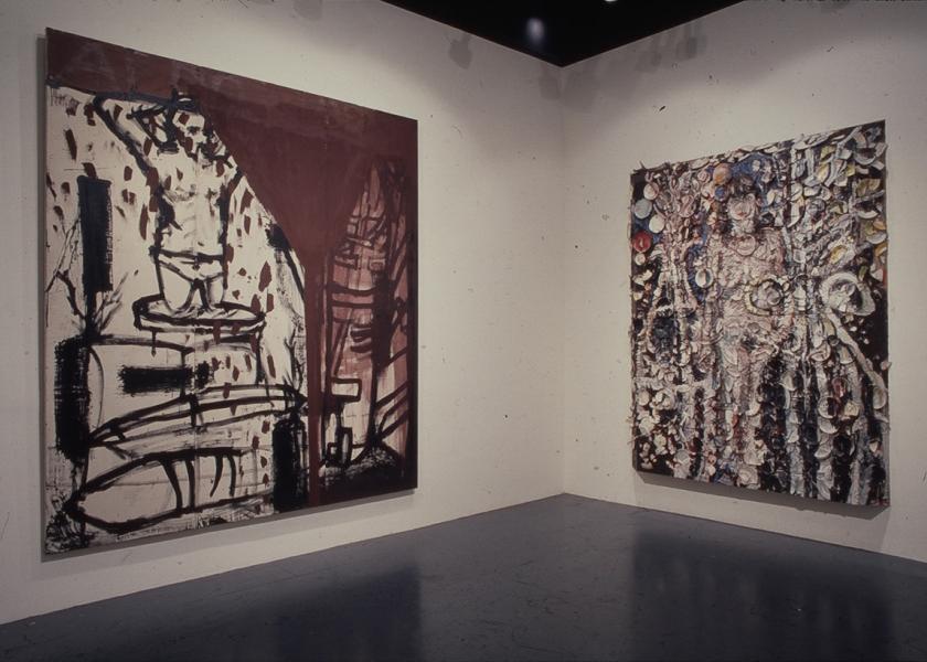 Margo Leavin Gallery, Los Angeles, 1982