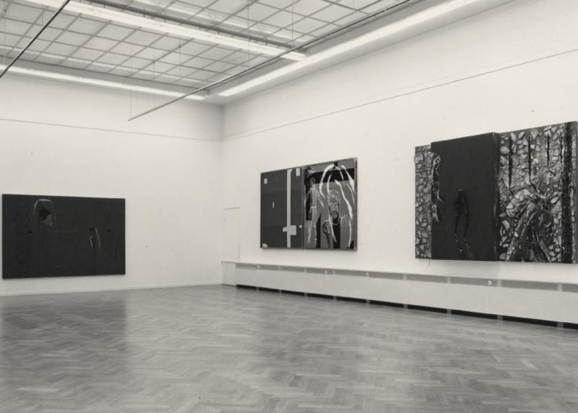 Kunsthalle, Basel, 1981