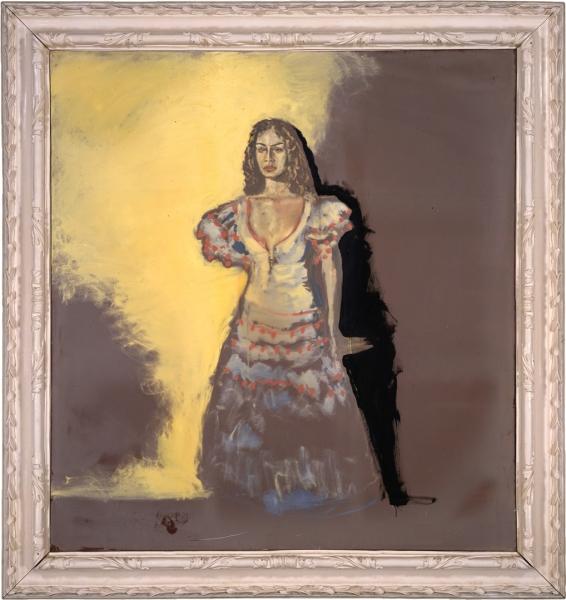 Portrait of Lola Schnabel