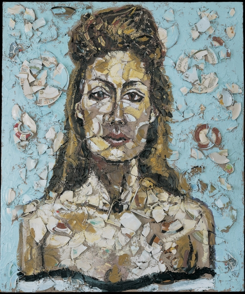 Portrait of Carol Owsley