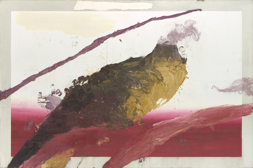 Untitled (Pink Painting)