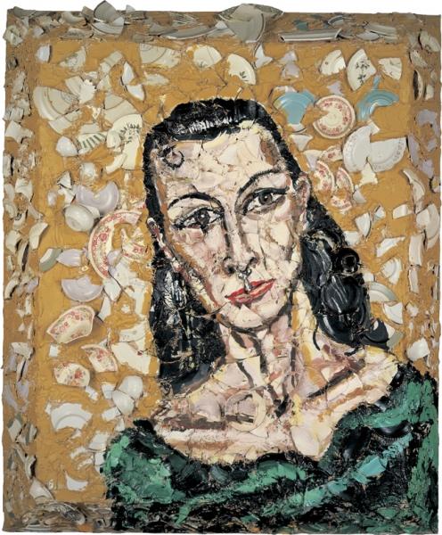 Portrait of Alba Clemente