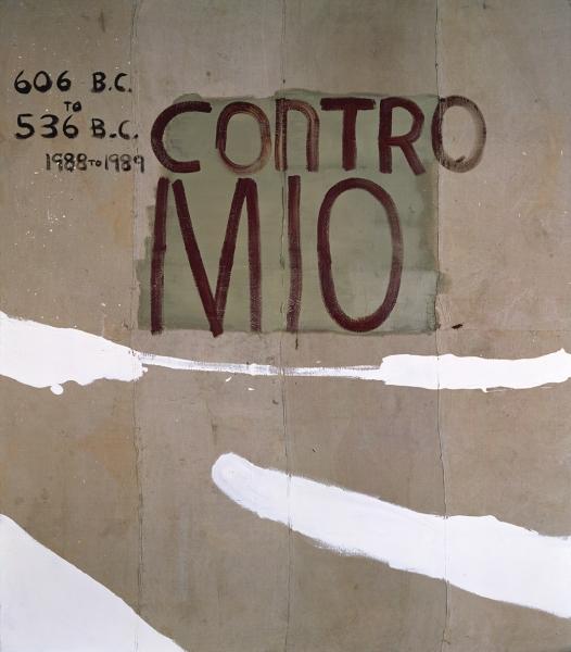 untitled (Contro Mio)