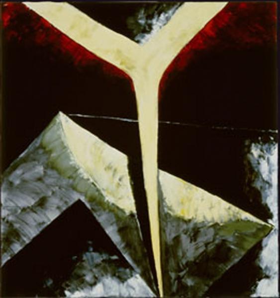 Abstract Painting (Rodchenko)