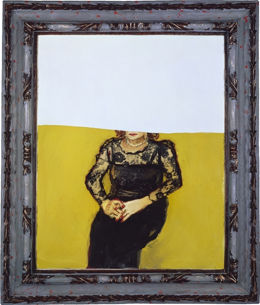 Untitled (Portrait of Lily Brant)