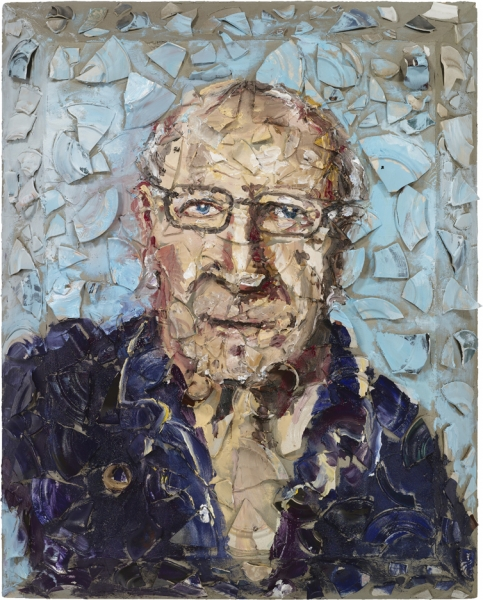 Portrait of Robert Campbell