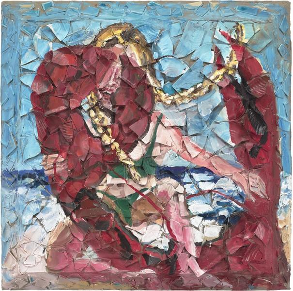 Untitled (Lobster Girl)