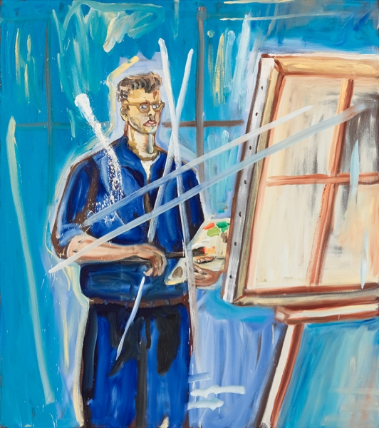 Untitled (Painter in Prison)