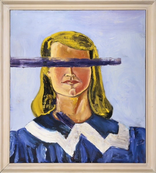 Untitled (Girl With No Eyes)