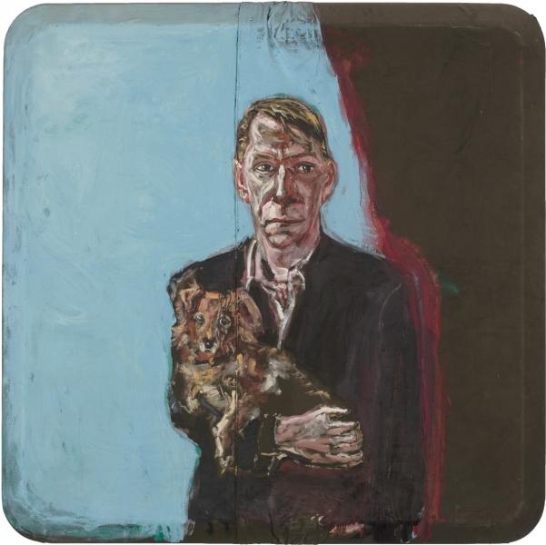 Portrait of Richard Pandiscio
