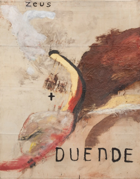 Untitled (Zeus and Duende)