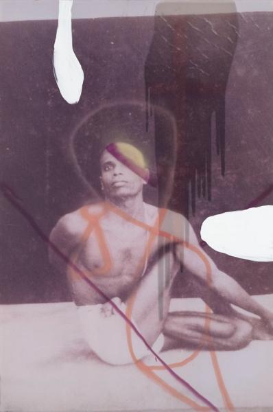 Untitled (Yogi)