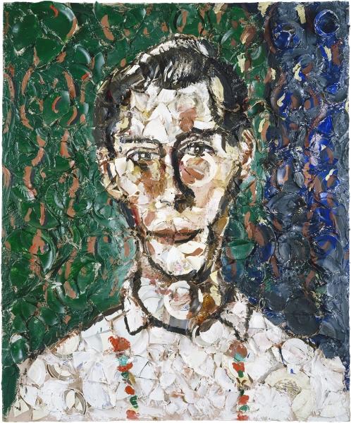 Portrait of Bernard Picasso