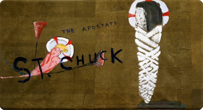 St. Chuck the Apostate