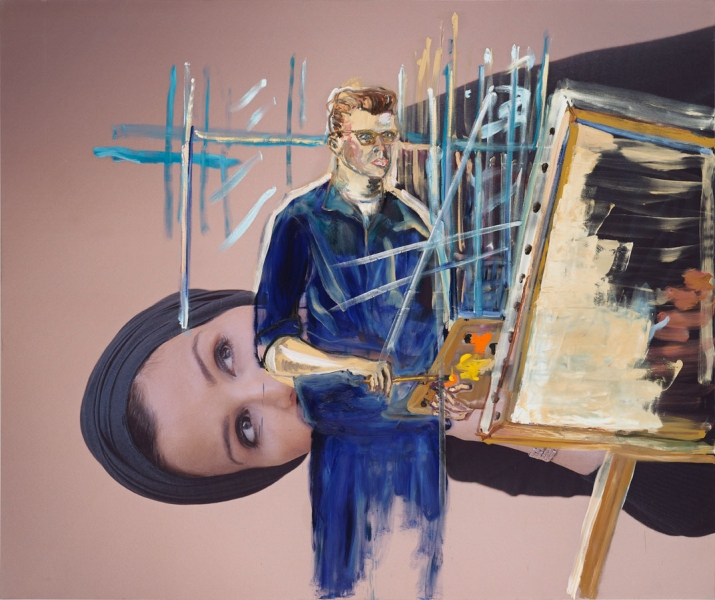 The Unknown Painter and the Muse He Will Never Meet