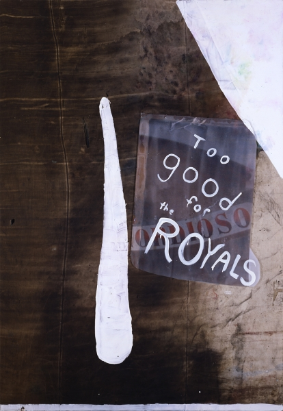 Too Good for the Royals
