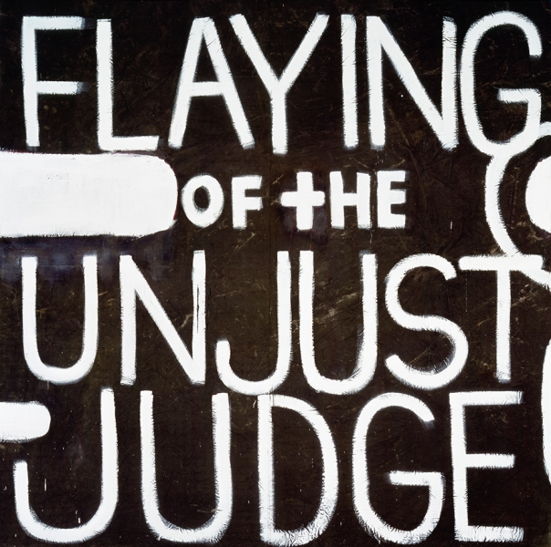 Flaying of the Unjust Judge