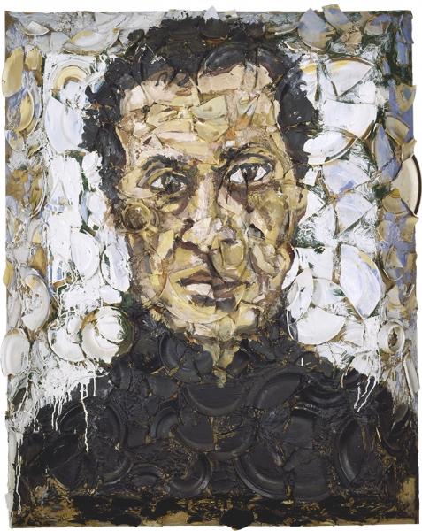 Portrait of Azzedine Alaia