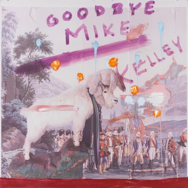 Untitled (Goodbye Mike Kelley)
