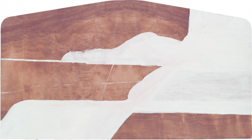 Untitled (Wood Painting)