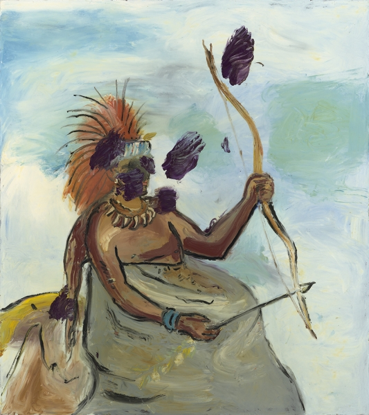 Untitled (Indian 4)
