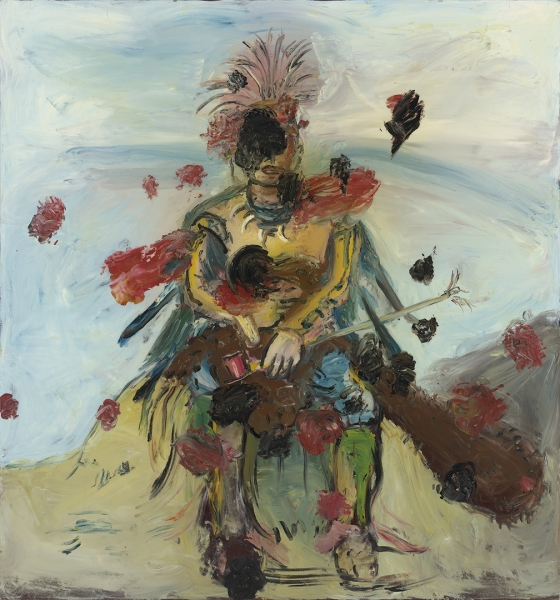 Untitled (Indian 5)
