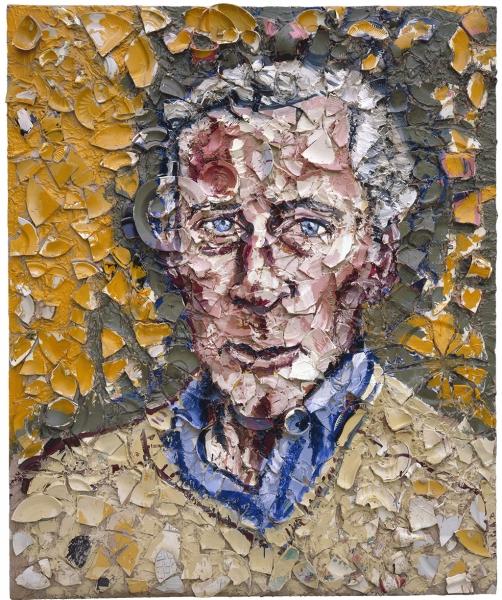 Portrait of William Gaddis