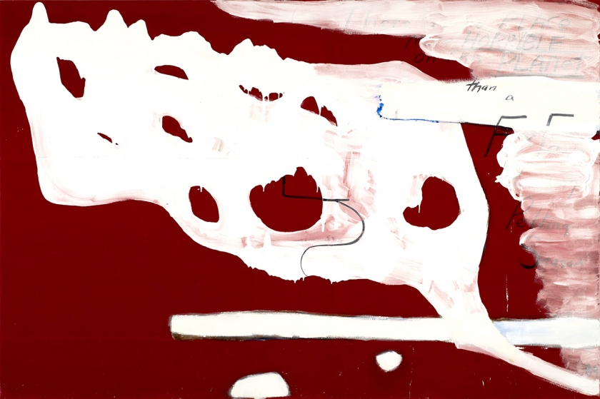 Fox Farm Painting VII Dali