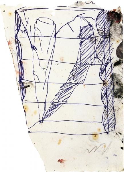 Page from Madrid Notebook