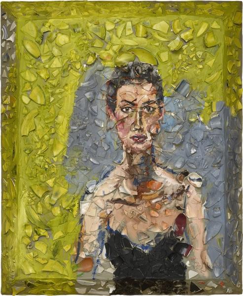 Untitled (Portrait of Hanane)