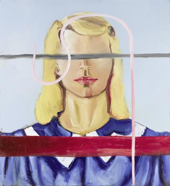 Big Girl Painting