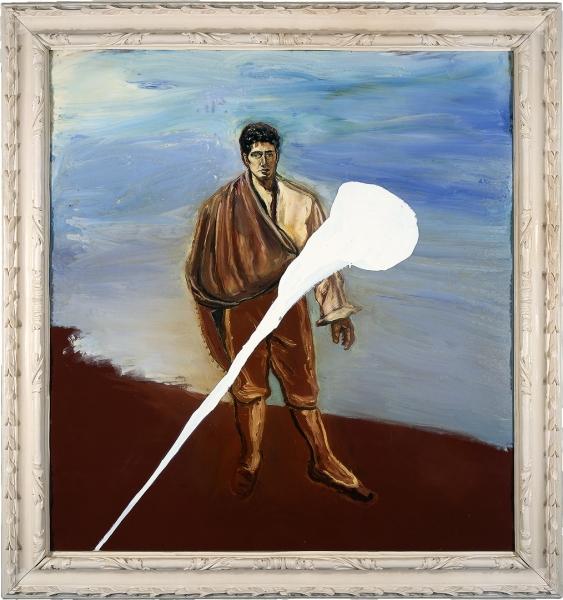 Macho Galindo (Portrait of Jorge Galindo)