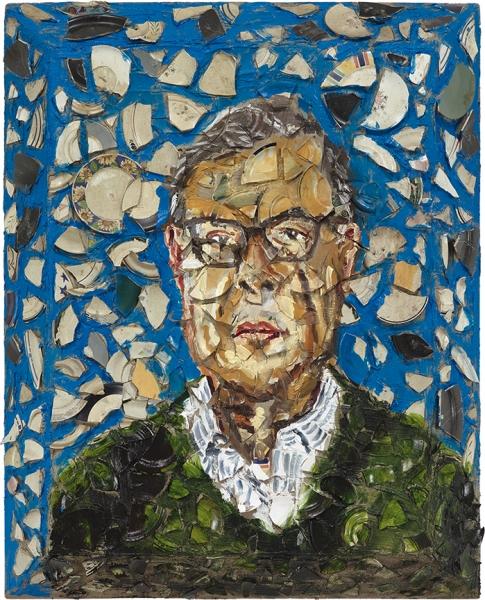 Untitled (Portrait of Bob Colacello)