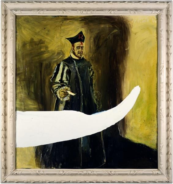 Portrait of Rene Ricard