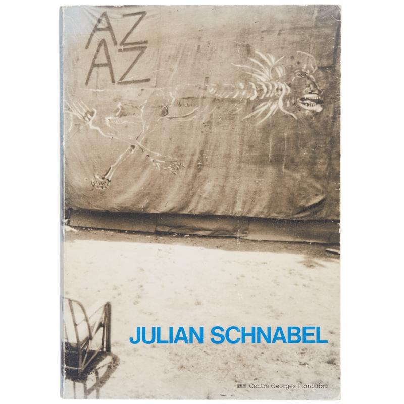 Julian Schnabel: oeuvres 1975 - 1986