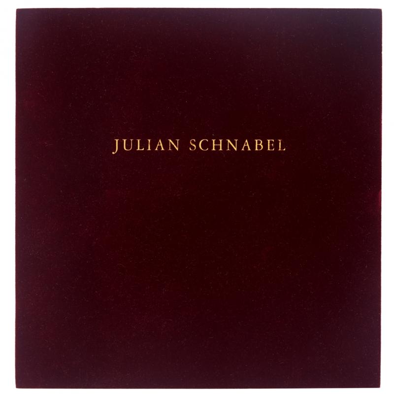 Julian Schnabel: Portrait Paintings