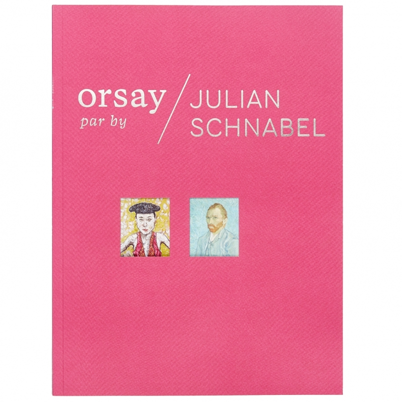 Orsay par by Julian Schnabel