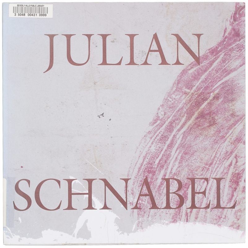 Julian Schnabel: Olatz, The End of Summer, Hurricane Bob