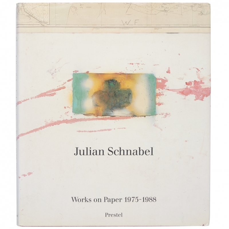 Julian Schnabel: Works on Paper 1975-1988