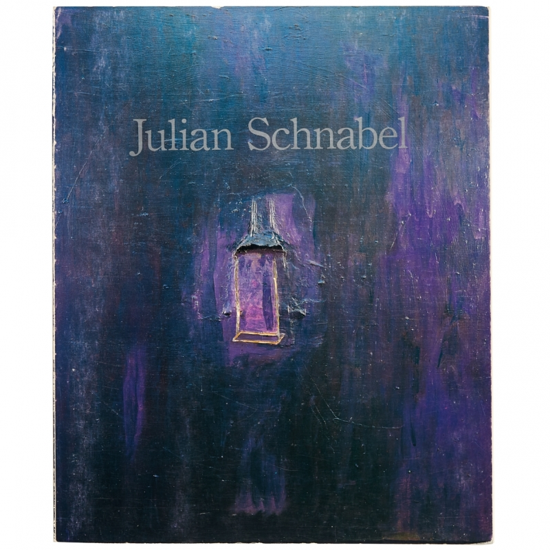 Julian Schnabel: The Aluminum Paintings