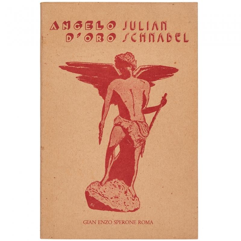 Julian Schnabel: Angelo d'Oro