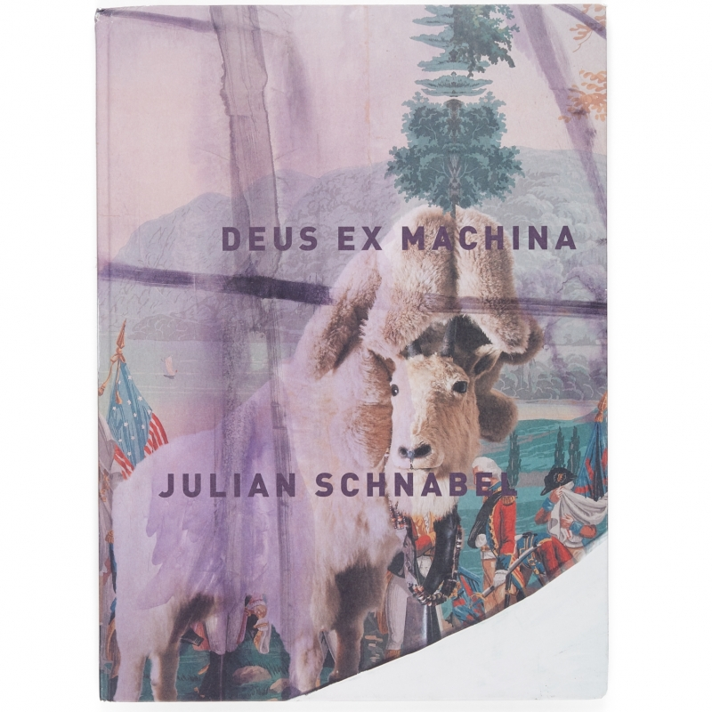 Julian Schnabel: Deus Ex Machina