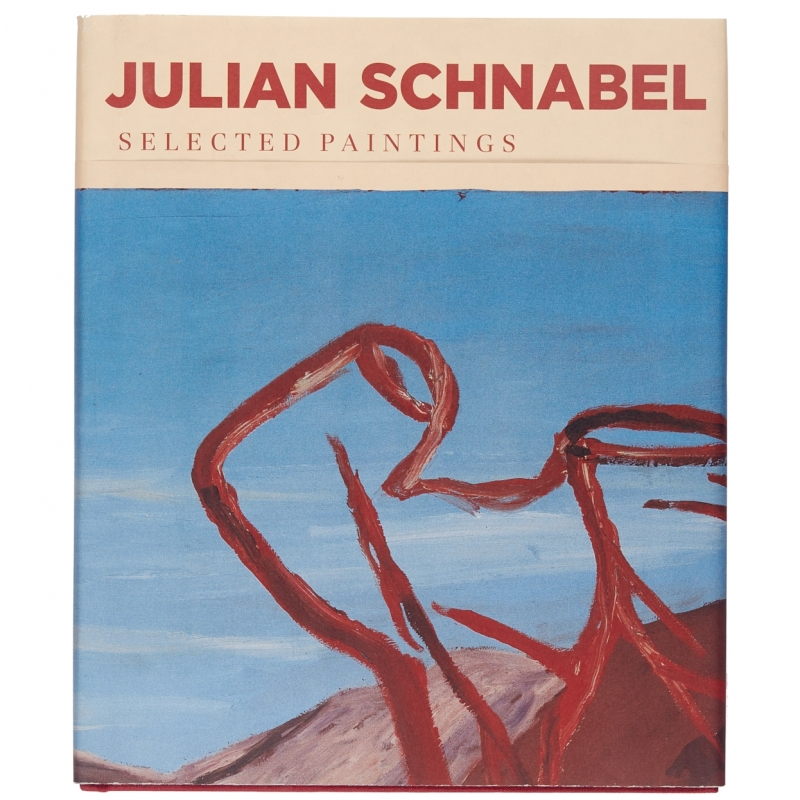 Julian Schnabel: Selected Paintings