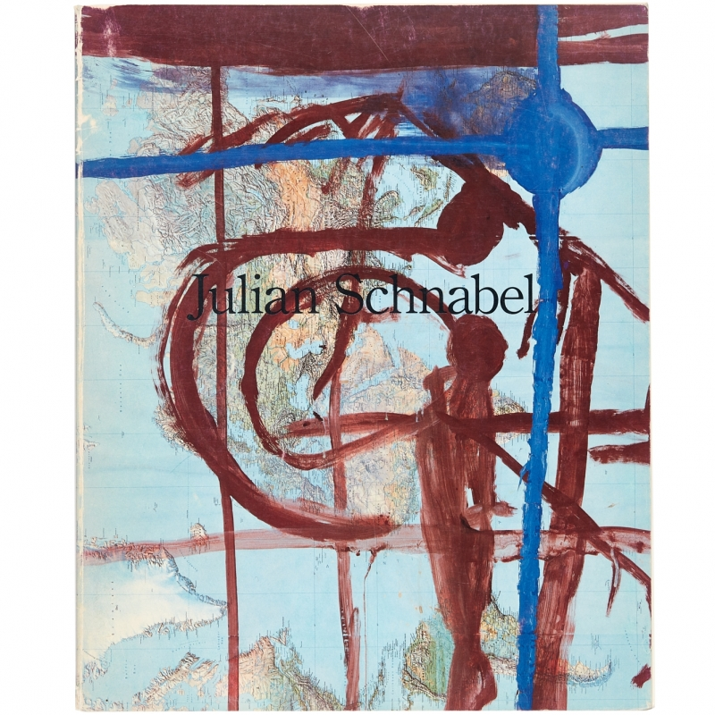 Julian Schnabel: Drawings