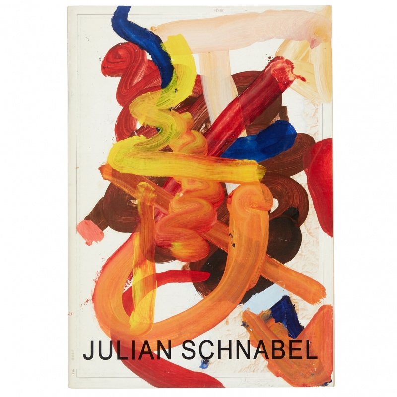 Julian Schnabel: Navigation Drawings